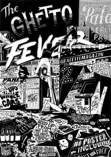 Ghetto Fever Vol 2 DIN A-4